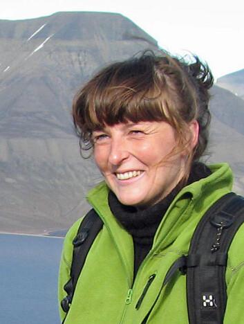 Anja Roth Niemi, arkeolog ved Tromsø museum - Universitetsmuseet. (Foto: privat)