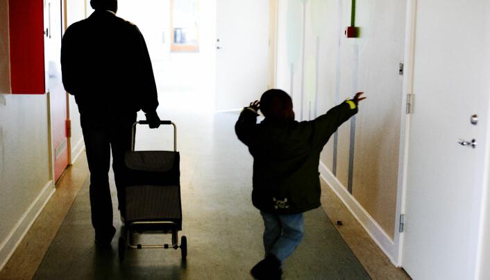 - Ansatte på asylmottak og i barnevernet må samarbeide bedre