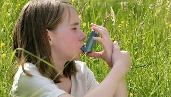 Paracetamol increases asthma risk in children