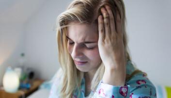 Bruker smertestillende medisiner for å stresse ned