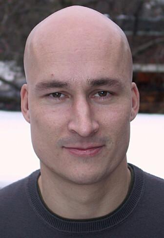 Thomas Hansen er forsker ved OsloMet. (Foto: NOVA)