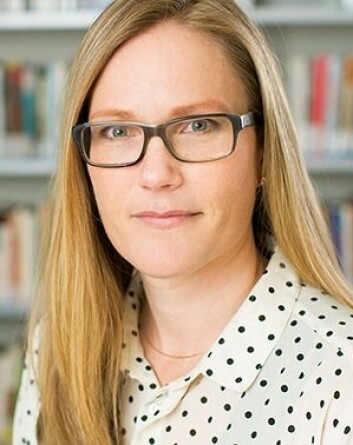 Monica Five Aarset, forsker ved NOVA, HiOA. (Foto: NOVA)