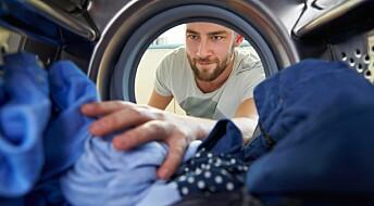 Slik bør du vaske undertøyet ditt