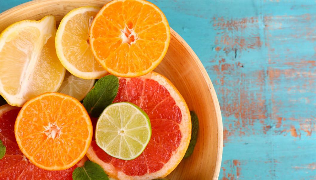 Kan appelsiner forhindre grå stær?