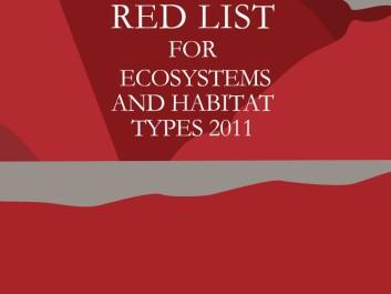 The Norwegian Red List. (Illustration: Norwegian Biodiversity Information Centre)