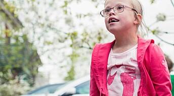Foreldre til funksjonshemmede barn blir frustrert i møte med det offentlige
