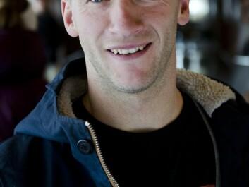 Tommy Langseth. (Photo: Andreas Birger Johansen)