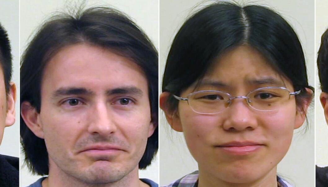 Folk med helt ulik språkbakgrunn bruker samme ansiktsuttrykk til å fortelle at de ikke er enig.  (Foto: Ohio State University)