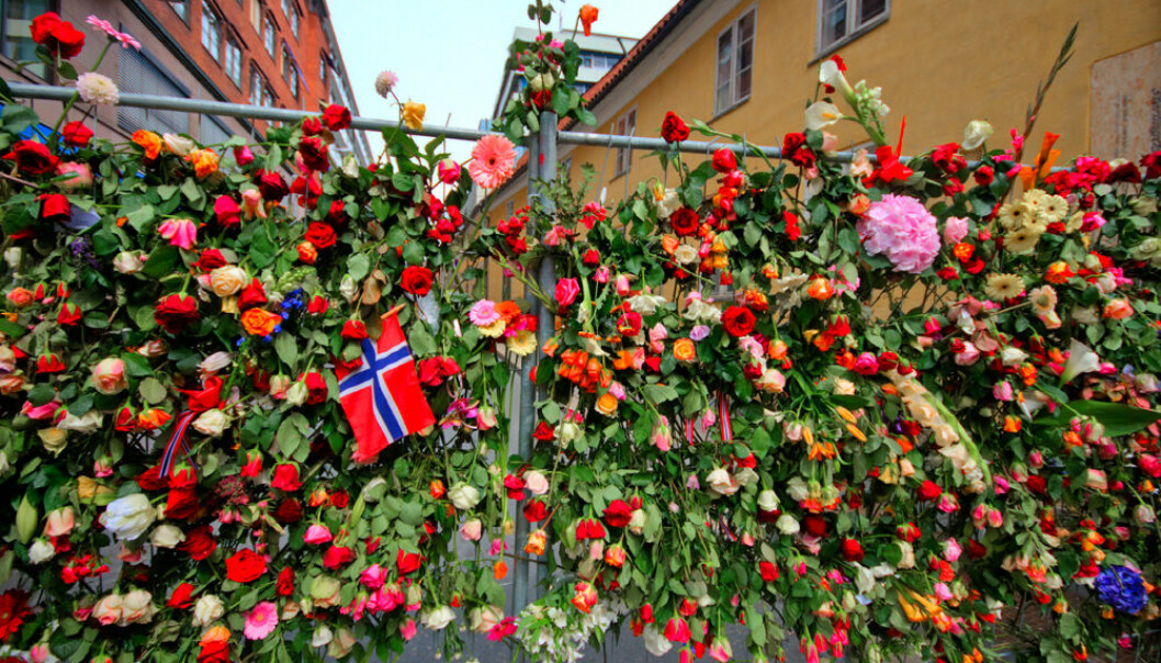 Oslo a few days after the terror attack in July 2011. (Photo: Colourbox)