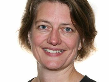 Sigrid Stokstad. (Photo: Sjøwall)