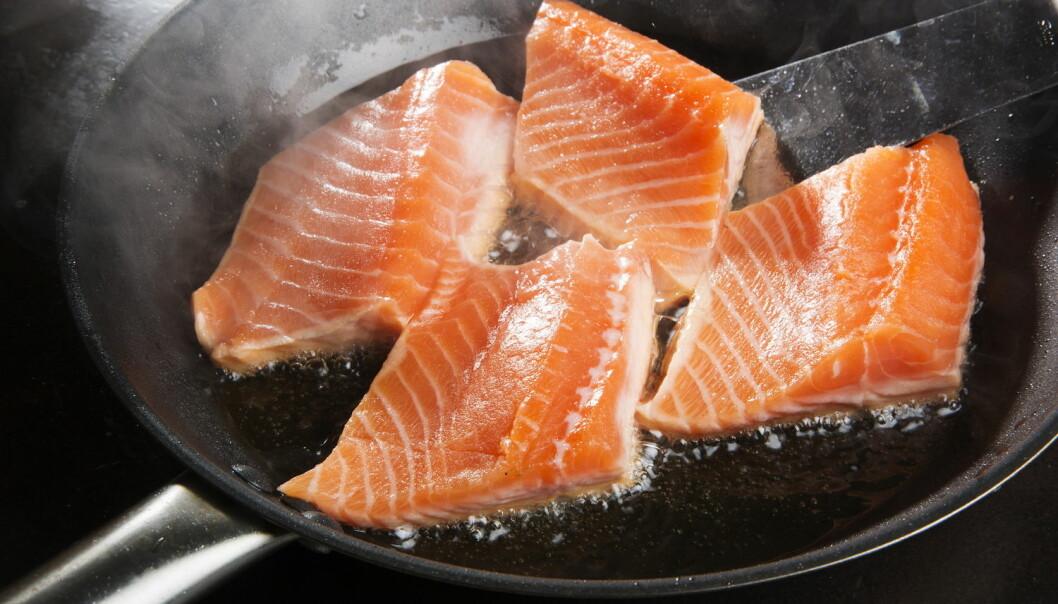 Kampanjer for å markedsføre laks som sunn mat kan være bortkastede penger for å få flere europeiske forbrukere til å kjøpe laks. Porsjonspakker med fileter av laks som går raskt å tilberede, gir mer effekt, sier ny doktorgrad ved Universitetet i Stavanger.  (Foto: Magnar Kirknes/NTB Scanpix)