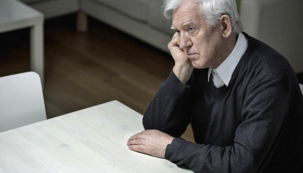 Det hjelper ikke hvor mange du kjenner hvis du føler deg ensom. (Foto: Shutterstock)