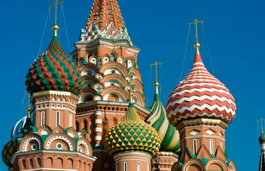 The Russian language enters a new world