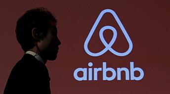 Kronikk: Airbnb og Uber ikke bare i Oslo