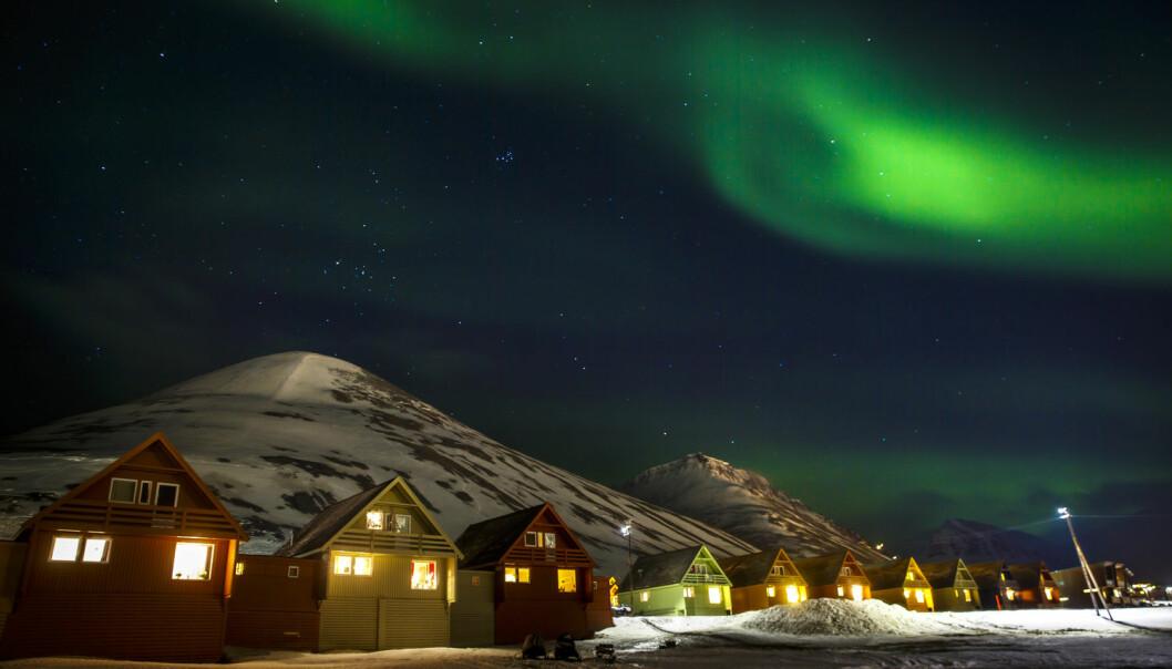 Årets seminar for medlemmer av forskning.no holdes i samarbeid med Unis i Longyearbyen på Svalbard.  (Foto:  Heiko Junge / NTB scanpix)