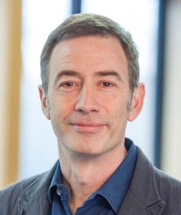 Etikken har vært innebygd fra begynnelsen av, sier Michael Parker om 100.000 Genomes Project i England. (Foto: Nuffield Department of Population Health)
