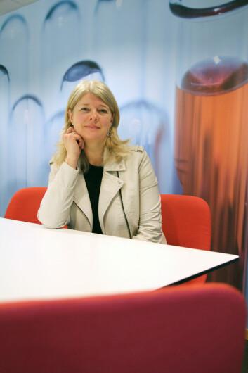 - Resultatene i studien gir rom for ettertanke, mener Hilde Irene Nebb ved Universitetet i Oslo. (Foto: Elin Fugelsnes)