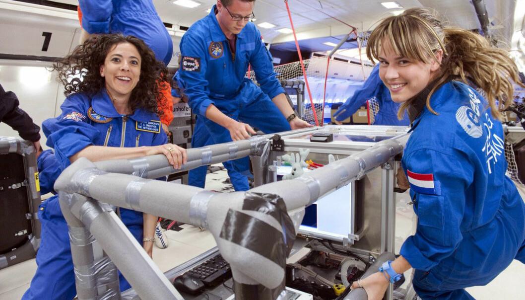 Studer romforskning og romteknologi ved ESA Academy!