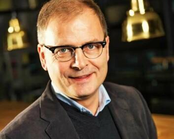 - De fleste europeiske forbrukere vet at laks er sunt, men de kjøper ikke mer av den grunn, sier Arne Sørvig som nylig tok doktorgraden på markedsføring av sjømat. (Foto: UiS)