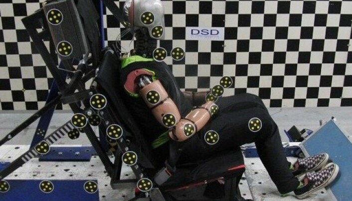 Gender equality for crash test dummies, too