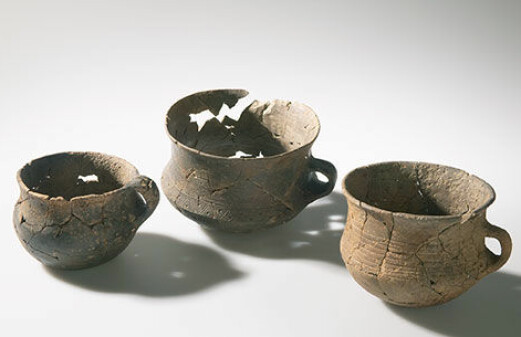 Pottery grave goods tell us about life
