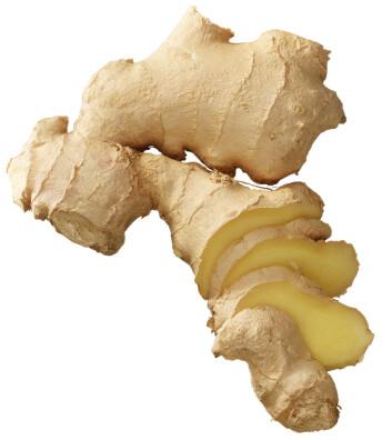 Preparater med ingefær er populære blant gravide norske kvinner, og regnes som trygt. Foto: Colourbox.com
