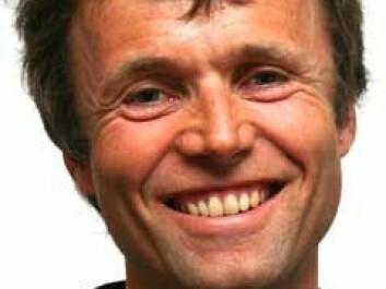 Professor Terje Berntsen at the University of Oslo. (Photo: UiO)