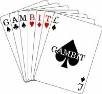 GAMBIT-prosjektets logo. (Foto: Illustrasjon: GAMBIT)