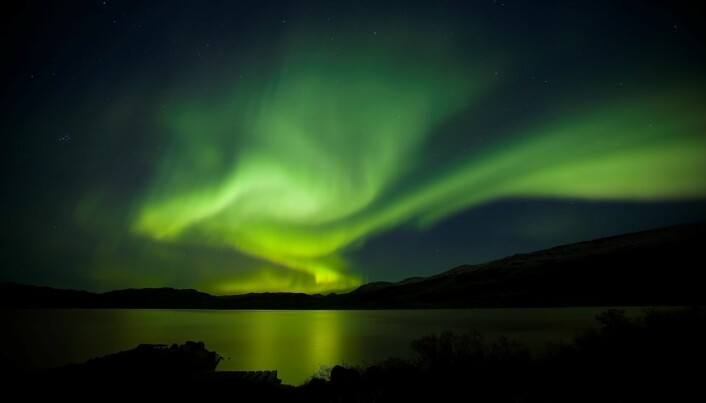 Peak tourist year for northern lights