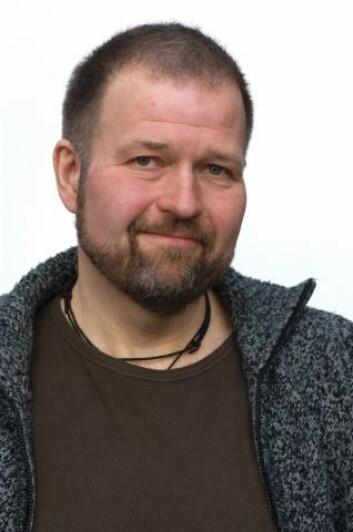 Per Møller Axelsen var selv overvektig og kurser nå folk som skal ta fedmeoperasjon. (Foto: privat)