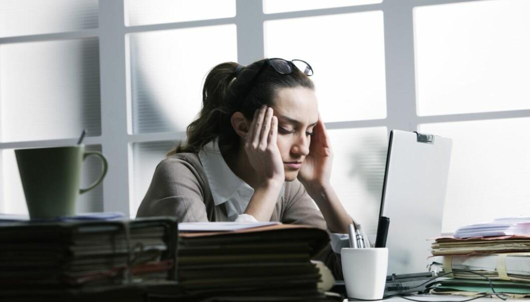 Kanskje får vi hodepine, kvalme, svimmelhet og annet ubehag av den ultralyden vi påvirkes av uten vi er klar over det. (Illustrasjonsfoto: Stokkete, Shutterstock, NTB scanpix)