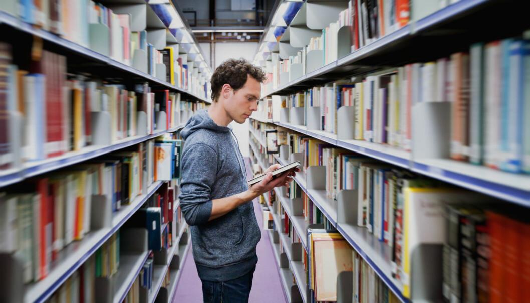Fleire studentar reiser til USA og Storbritannia medan talet på studentar som tek ein grad i Tyskland og Frankrike har gått ned med henholdsvis femti og tretti prosent. (Foto: Ditty_about_summer, Shutterstock, NTB scanpix)