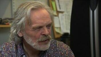 Olav Vadstein er professor i mikrobiell økologi, NTNU. (Foto: Bjørn Steinar Gundersen/NRK.)