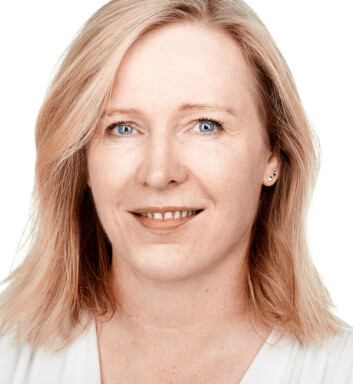 Birgitte Freiesleben deBlasio. (Foto: Folkehelseinstituttet)