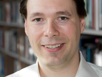Rasmus Glenthøj. (Photo: Morten Boeriis, Syddansk Universitetsforlag)