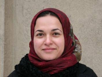 Shimaa Ali. (Photo: Mari M. Press)