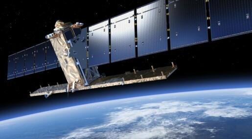 Slik skal satellittene sjekke helsa til jorda