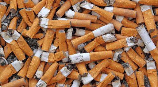 Bedre med brå røykeslutt