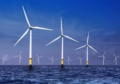 Windmills at sea can break like matches