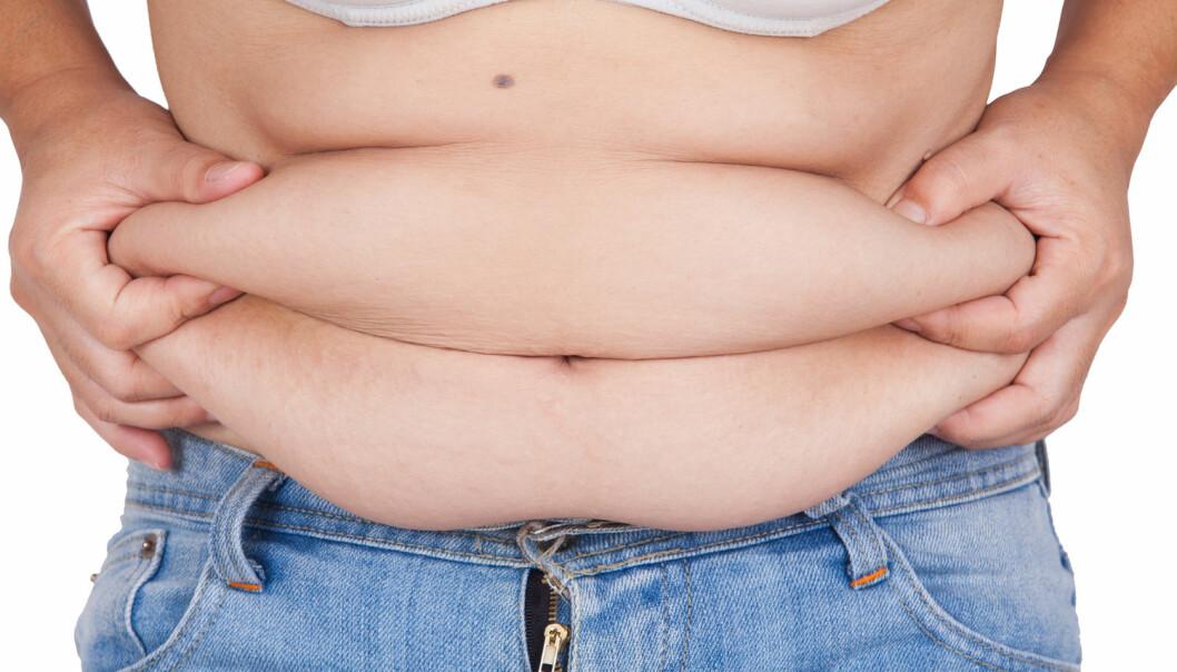 Magefettet kan øke risikoen for kreft
