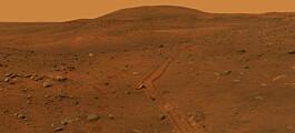 Kina vil kjøre på Mars i 2020