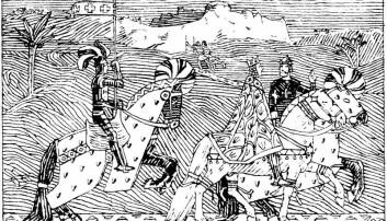 Hvem var de første norske korsfarerne?