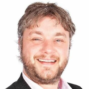 Anders Kofod-Petersen er ekspert på kunstig intelligens. (Foto: NTNU)