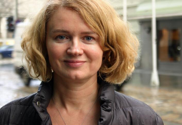 I intervjuene med 21 russiske kvinner i Finnmark finner stipendiat Tatiana Wara ut at fortellingen om russisk femininitet står sentralt. (Foto: Ida Irene Bergstrøm)