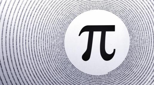 Fant gammel pi-formel i kvantefysikken