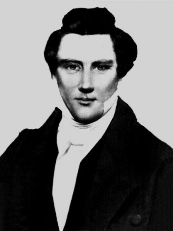 Joseph Smith i 1843) (Foto: Lucian Foster, Library of Congress/Wikimedia Commons)