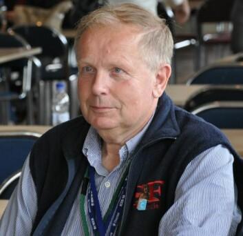 Leiv Sydnes er professor i kjemi ved Universitetet i Bergen. (Foto: Privat.)