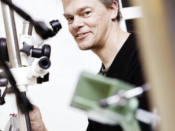 Edvard Moser. (Photo: Geir Mogen, NTNU)