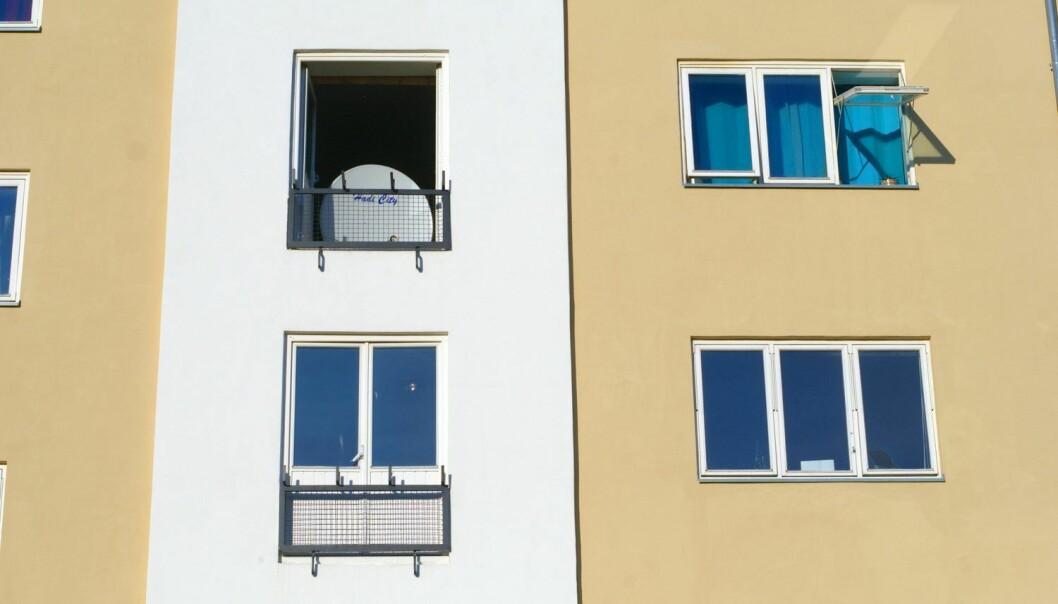 Vi har ikke god nok kunnskap om hvilken effekt den norske boligmodellen har på de som sliter på boligmarkedet, mener forskere.  (Foto: Bjørn Rørslett, Samfoto, NTB scanpix)