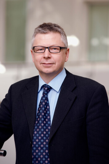 Erik Bruce, sjefsanalytiker, Nordea Markets